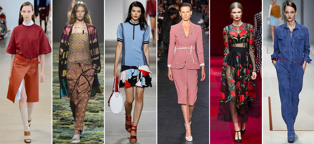 58a10ffd5f21 Модная женская одежда  главные тенденции весны-лета 2015