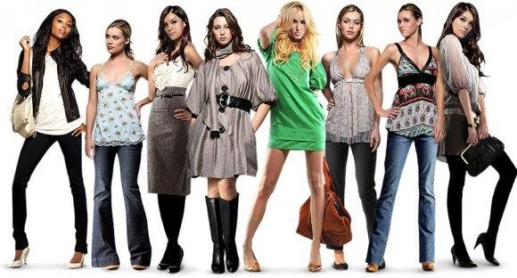 Женская брендовая одежда в Самаре