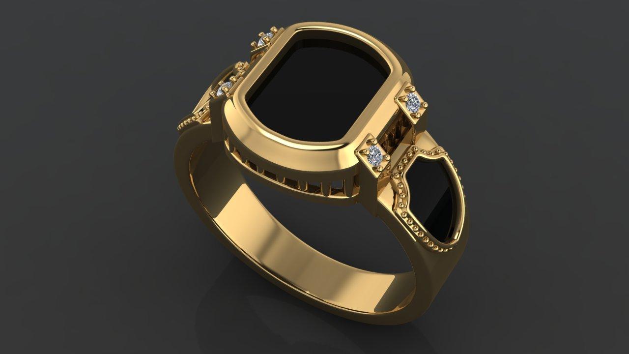 мужские кольца из золота цены и фото