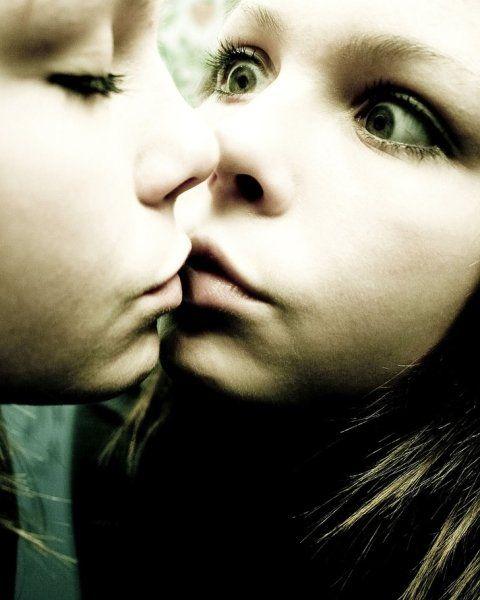 поцелуй в шею от знакомого