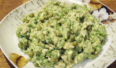 салат из китайской капусты рецепты и тунцом