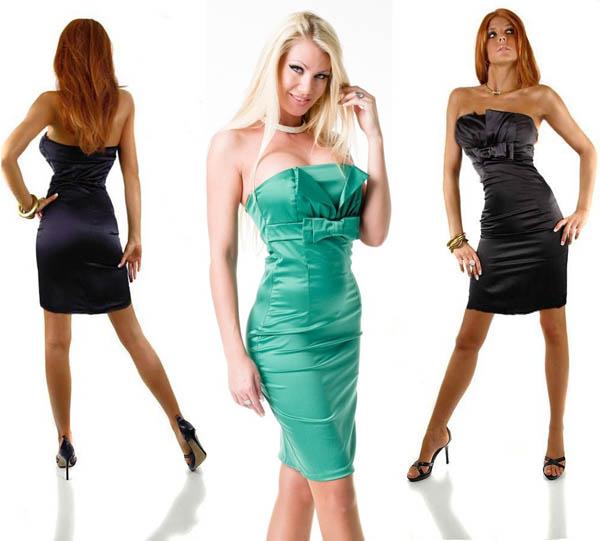 Платье у кого узкие бедра