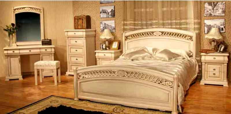 купить мебель в спальню недорого